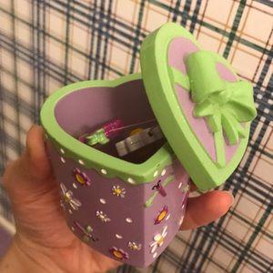 Claire's ceramic holder/jar